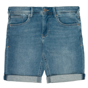 Textil Rapaz Shorts / Bermudas Teddy Smith SCOTTY 3 Azul