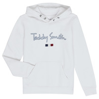 Textil Rapaz Sweats Teddy Smith SEVEN Branco