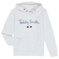 Textil Rapaz Sweats Teddy Smith SEVEN Branco
