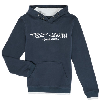 Textil Rapaz Sweats Teddy Smith SICLASS Azul