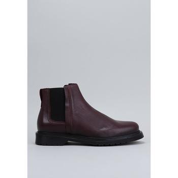 Sapatos Homem Botas baixas Krack  Bordô