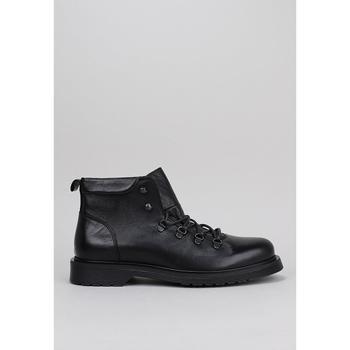 Sapatos Homem Botas baixas Krack  Preto