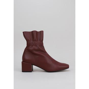 Sapatos Mulher Botins Krack MUDE Vermelho