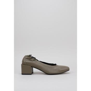Sapatos Mulher Escarpim Krack  Cáqui