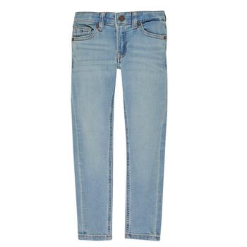 Textil Rapaz Calças de ganga slim Tommy Hilfiger SIMON Azul