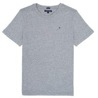Textil Rapaz T-Shirt mangas curtas Tommy Hilfiger KB0KB04140 Cinza