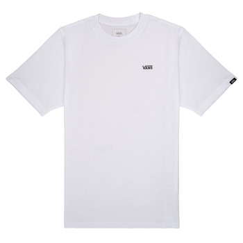 Textil Rapaz T-Shirt mangas curtas Vans BY LEFT CHEST Branco