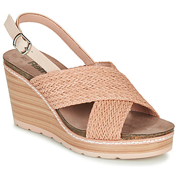 Sapatos Mulher Sandálias Refresh NANI Cru