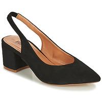 Sapatos Mulher Escarpim Refresh MINA Preto