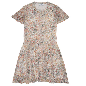 Textil Rapariga Vestidos curtos Le Temps des Cerises JUNO Multicolor
