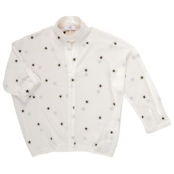 Textil Rapariga Tops / Blusas Le Temps des Cerises STRELLA Branco