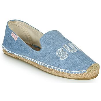 Sapatos Mulher Alpargatas Banana Moon THAIS BENDIGO Azul