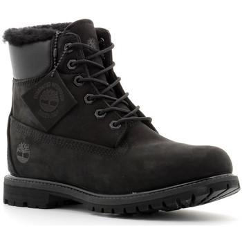 Sapatos Mulher Botas baixas Timberland BOOT Noir