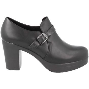 Sapatos Mulher Botas baixas Clowse 9F186 Negro