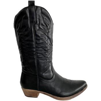 Sapatos Mulher Botas Kylie K1936307 Negro