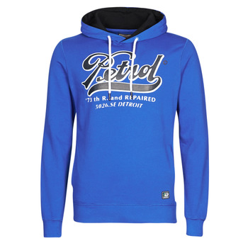 Textil Homem Sweats Petrol Industries SWEATER HOODED Azul