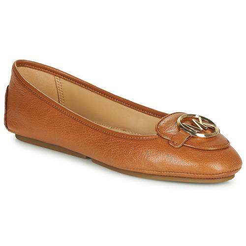 Sapatos Mulher Sabrinas MICHAEL Michael Kors LILLIE Conhaque