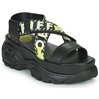 Sapatos Mulher Sandálias Buffalo 1501036 Preto