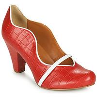 Sapatos Mulher Escarpim Cristofoli NEFI Vermelho