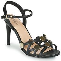 Sapatos Mulher Sandálias Menbur CACCURI Preto