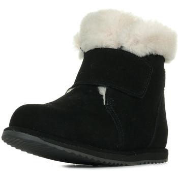 Sapatos Mulher Botas de neve EMU Sommers Kids Preto
