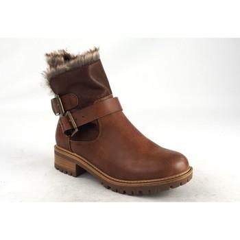 Sapatos Mulher Botins Olivina 19853 (19735) Marrón