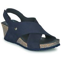 Sapatos Mulher Sandálias Panama Jack VALESKA Azul
