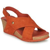 Sapatos Mulher Sandálias Panama Jack VALESKA Castanho