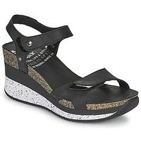 Sapatos Mulher Sandálias Panama Jack NICA Preto