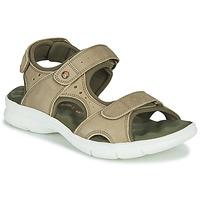 Sapatos Homem Sandálias Panama Jack SALTON Verde