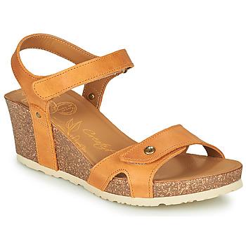 Sapatos Mulher Sandálias Panama Jack JULIA Amarelo