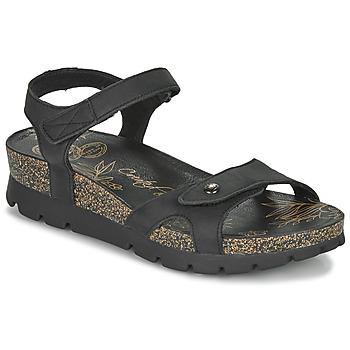 Sapatos Mulher Sandálias Panama Jack SULIA Preto