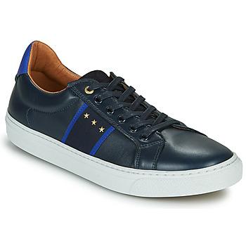 Sapatos Homem Sapatilhas Pantofola d'Oro ZELO UOMO LOW Azul