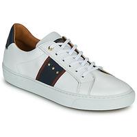 Sapatos Homem Sapatilhas Pantofola d'Oro ZELO UOMO LOW Branco