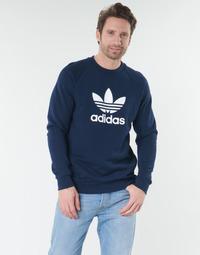 Textil Homem T-shirt mangas compridas adidas Originals ED5948 Marinho