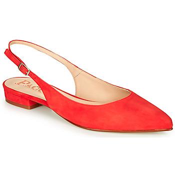 Sapatos Mulher Sandálias Paco Gil MARIE TOFLEX Vermelho