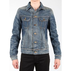 Textil Homem Casacos/Blazers Lee Rider Jacket L88842RT granatowy