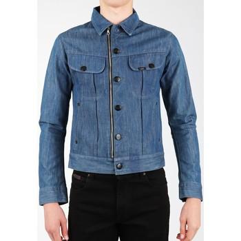 Textil Homem Casacos/Blazers Lee X Biker Rider L887DNXE blue