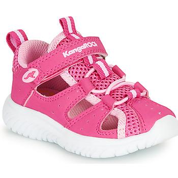 Sapatos Rapariga Sandálias Kangaroos KI-ROCK LITE EV Rosa