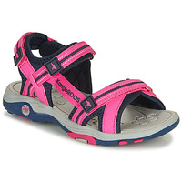 Sapatos Rapariga Sandálias Kangaroos K-LENI Rosa