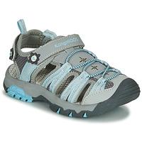 Sapatos Rapariga Sandálias desportivas Kangaroos KT-SONATA Cinza