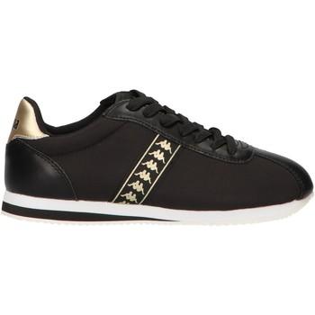 Sapatos Mulher Multi-desportos Kappa 304MEZ0 KINSLEY Negro