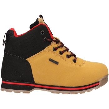 Sapatos Criança Botas Kappa 304IGF0 SPHYRENE Negro