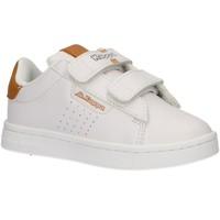 Sapatos Criança Multi-desportos Kappa 304NGJ0 TCHOURI 974 WHITE Blanco