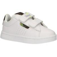 Sapatos Criança Multi-desportos Kappa 304NGJ0 TCHOURI 938 WHITE Blanco