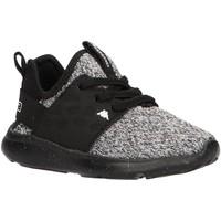 Sapatos Criança Multi-desportos Kappa 304IHJ0 SAN ANTONIO 937 BLACK Negro