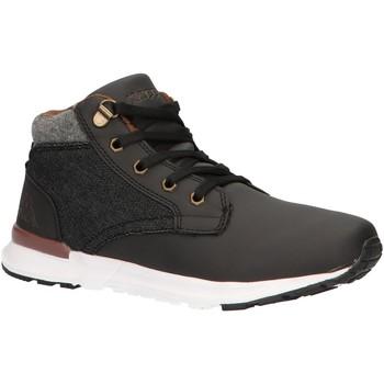 Sapatos Mulher Botas baixas Kappa 304IBT0 TELMO Negro