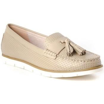 Sapatos Mulher Mocassins Stephen Allen 17103-70 Bege