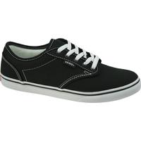 Sapatos Criança Sapatilhas Vans Atwood Low Noir