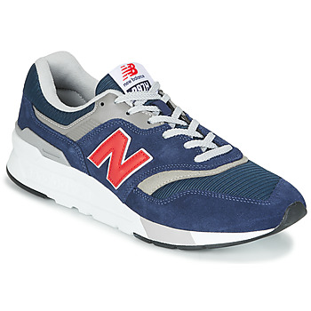 Sapatos Homem Sapatilhas New Balance 997 Azul / Vermelho
